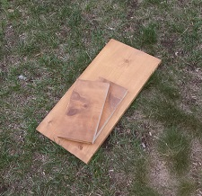 TV Stand Scrap wood